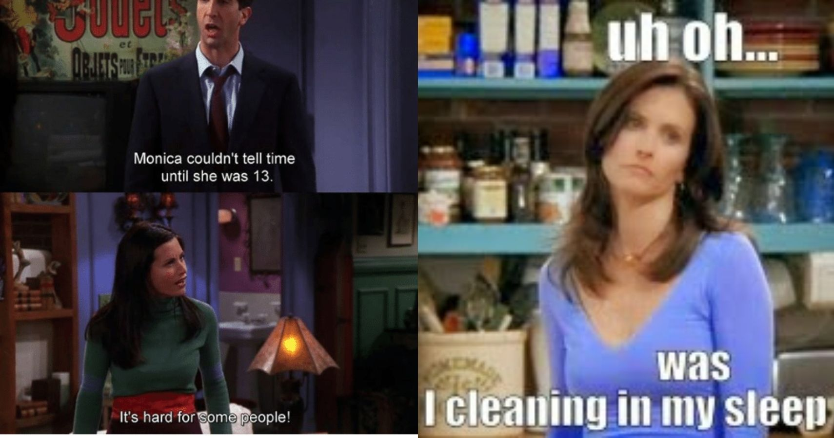 Friends 10 Monica Memes That Are Too Hilarious For Words