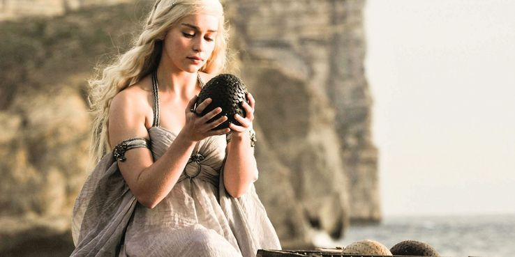 Game Of Thrones: Where Daenerys' Dragon Eggs Came From