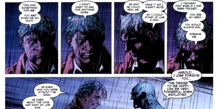 Batman Hush All 23 Changes The Movie Makes From The Comic