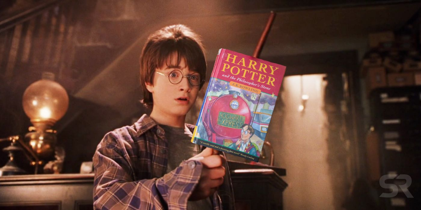 Why Harry Potter S First Book Has A Different Title In The Us