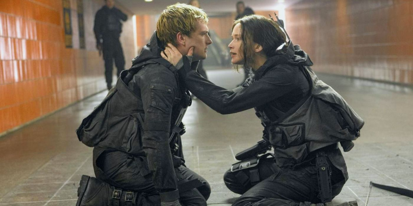 The Hunger Games 5 Worst Things Katniss Did To Peeta 5 Worst