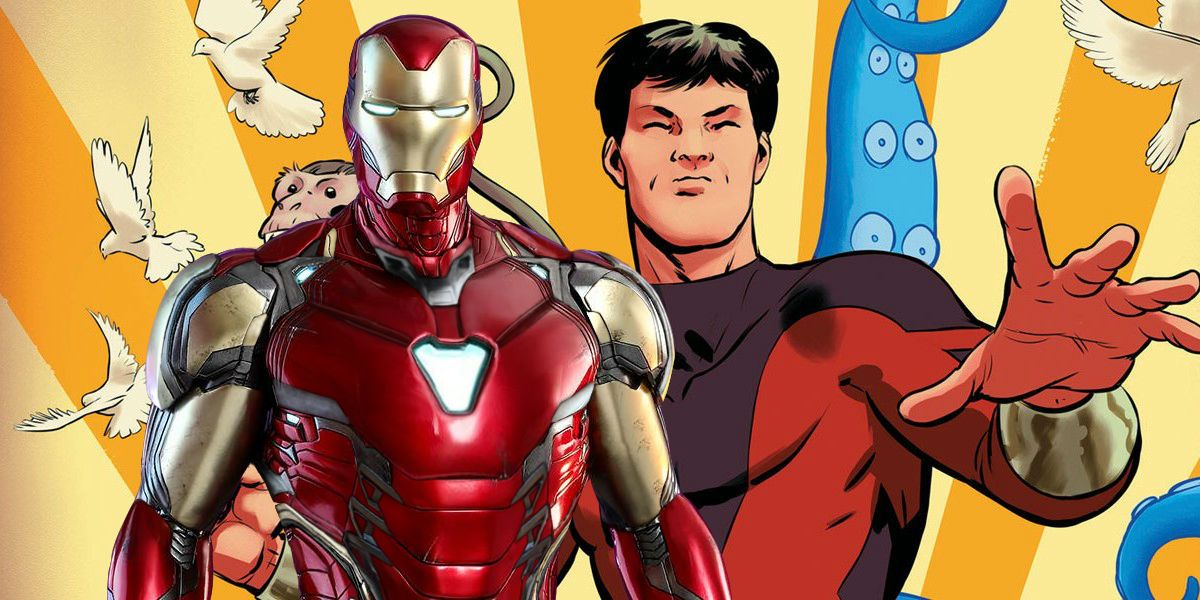 Marvel Was Developing A Shang-Chi Movie Before They Had Iron Man Rights