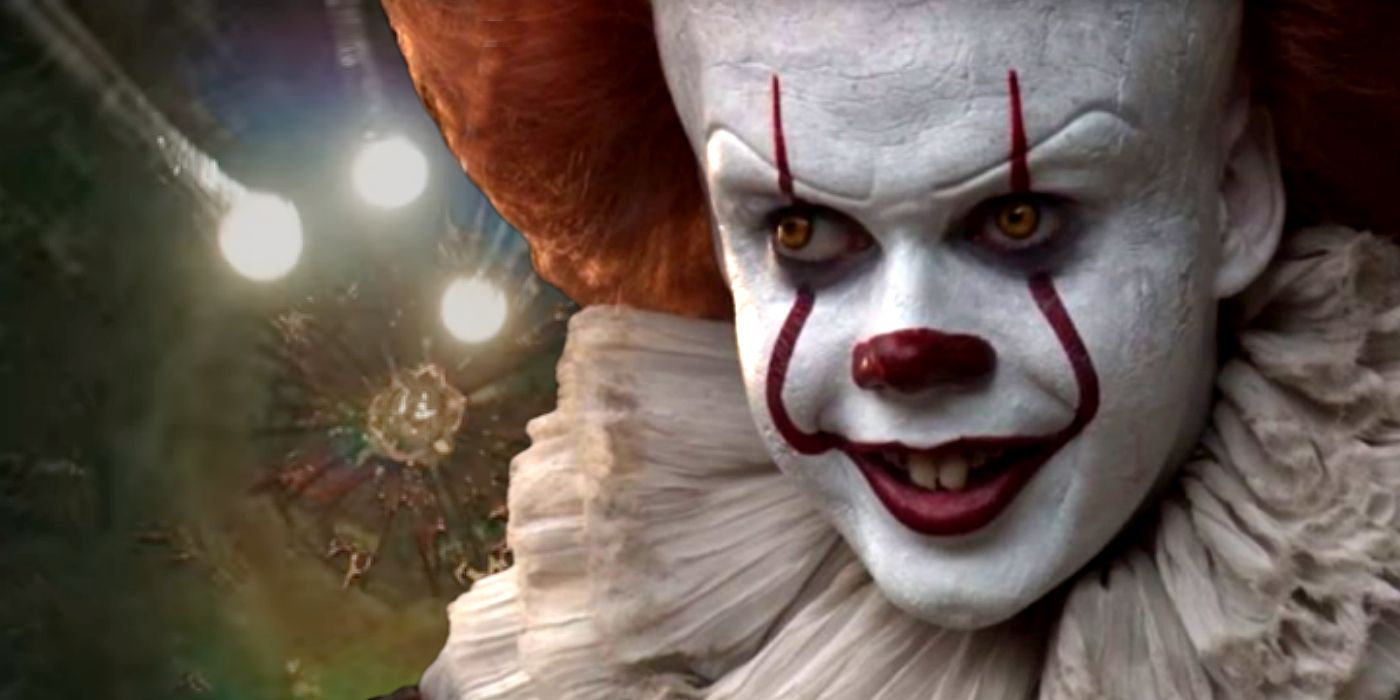 pennywise the clown true form  What The IT Creature Really Looks Like (Not Pennywise)