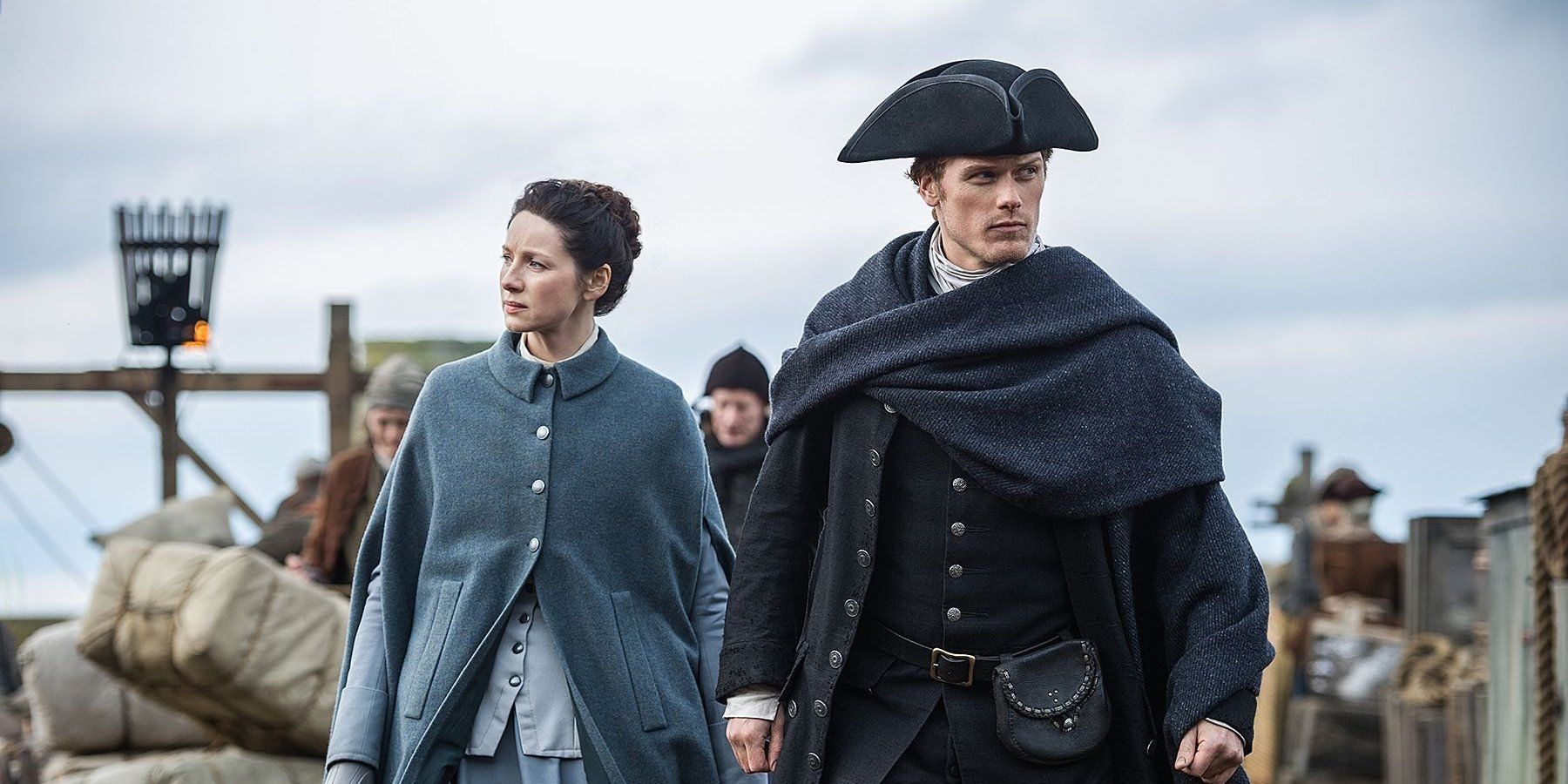 Outlander: 10 Hidden Details About Jamie's Costume You Never Noticed