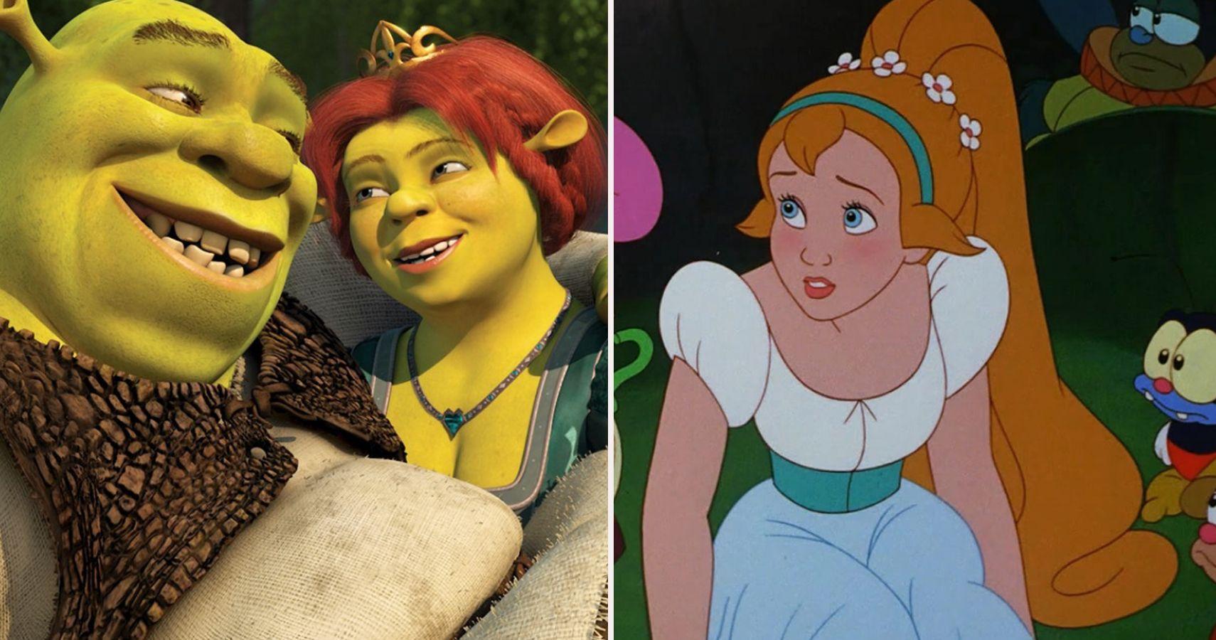 Best Non-Disney Princess Movies | ScreenRant