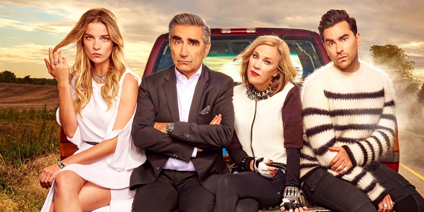 Schitt's Creek: How The Rose Family Lost Their Fortune