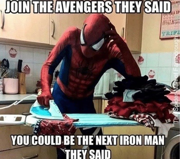 10 Spider Man And Iron Man Memes That Are Too Hilarious For