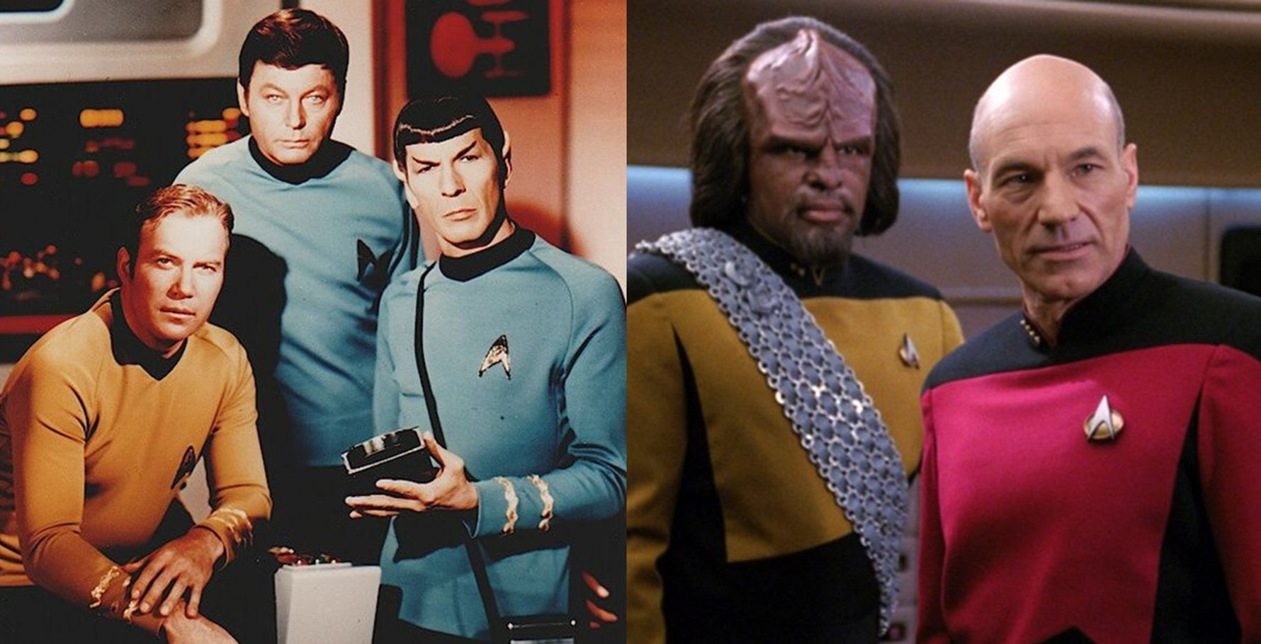 5 Reasons The Next Generation Is The Best Star Trek Series (& 5 Why It Will Always Be The Original Series)