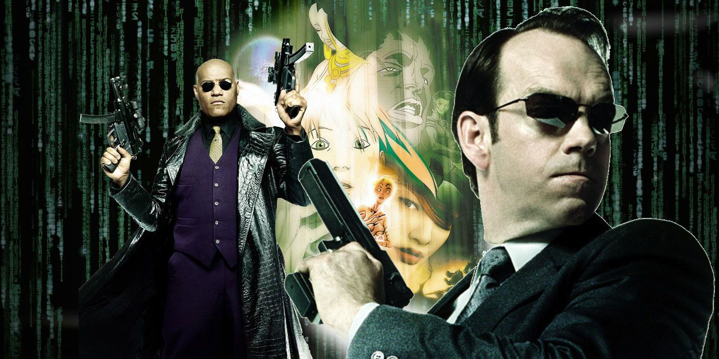 The Matrix 4: Hugo Weaving Not Returning as Agent Smith