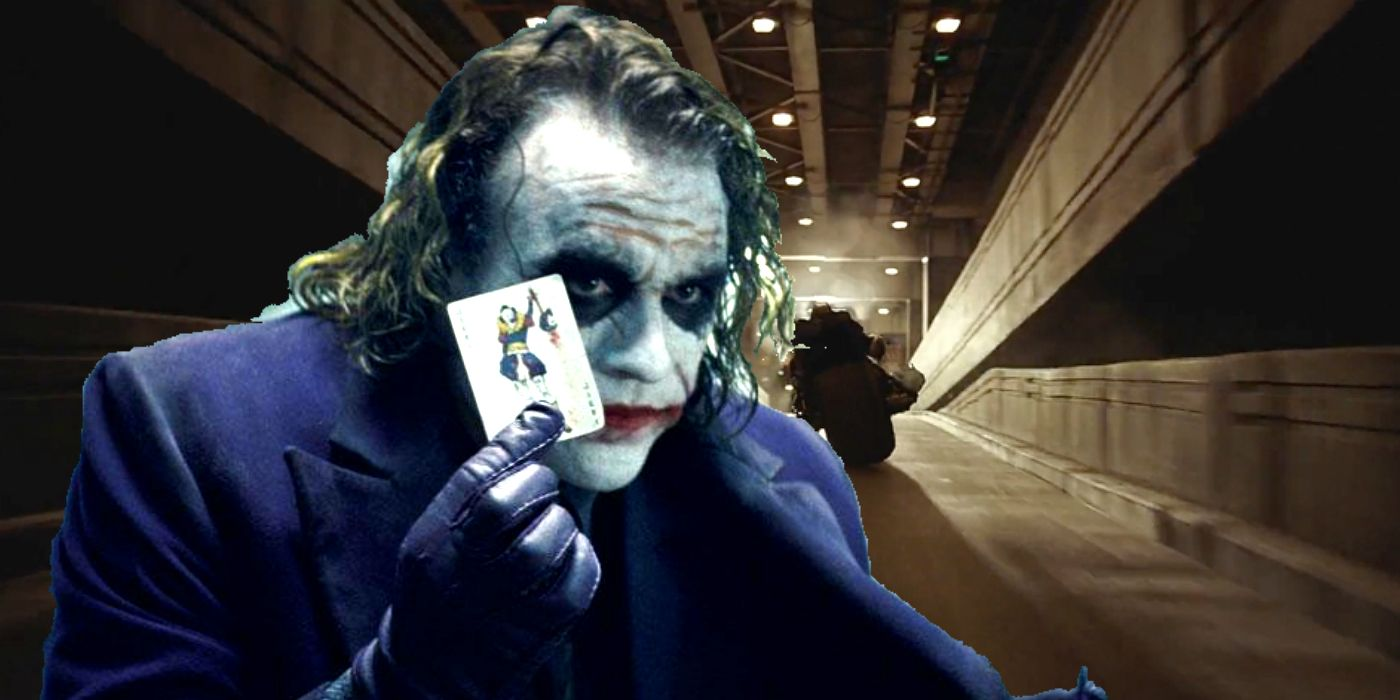 The Dark Knight: What Happened To The Joker (He Didn't Die) joker jared leto