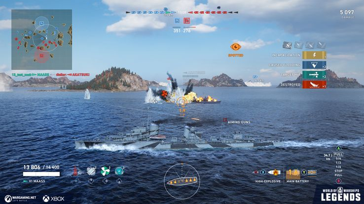 World of Warships: Legends Preview, Release Date, and Patch