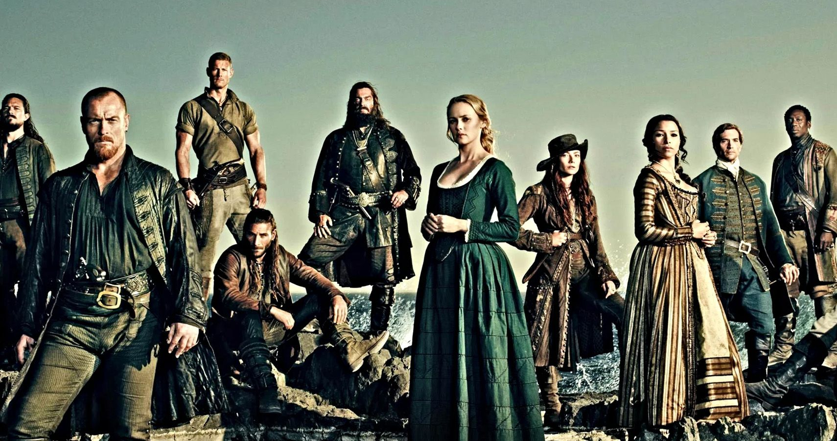Black Sails: 10 Hidden Details About The Main Characters ...