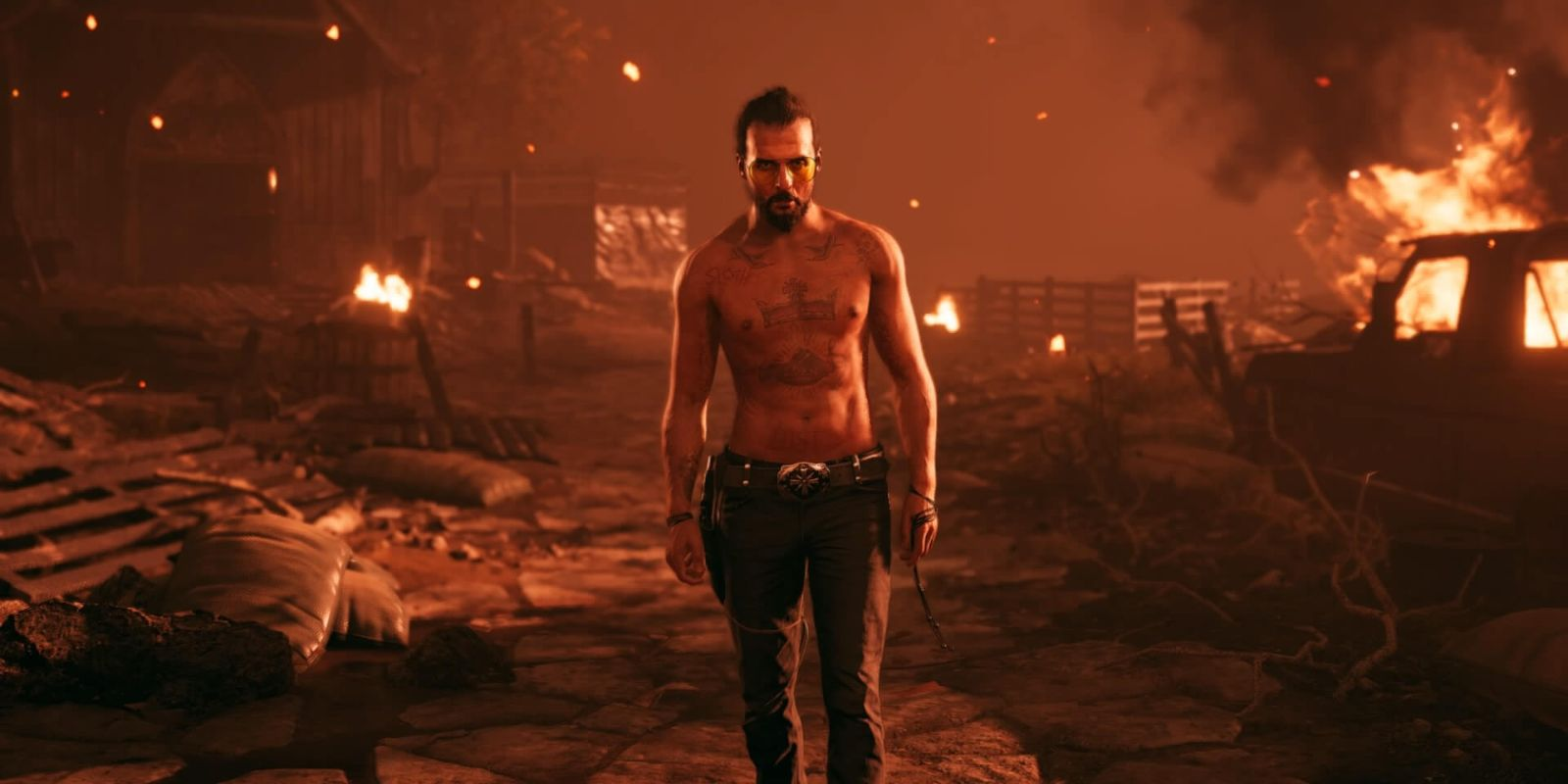 Why The Far Cry 5 Ending Doesn T Suck Screen Rant