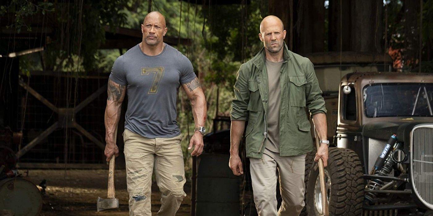 Walking Dead Creator Loves Hobbs & Shaw, Rock Suggests Crossover