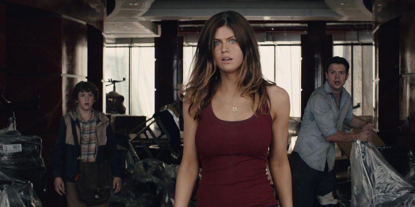 San Andreas 2 Movie Update Shared By Star Alexandra Daddario