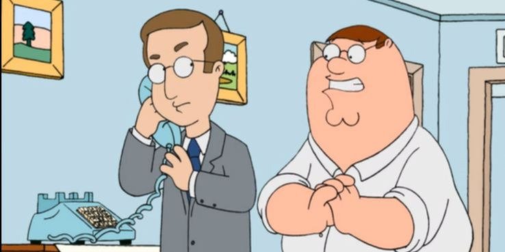 10 Jokes From Family Guy That Have Already Aged Poorly