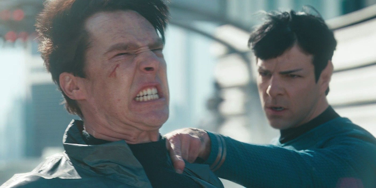 Star Trek: The Vulcan Nerve Pinch Explained | Screen Rant