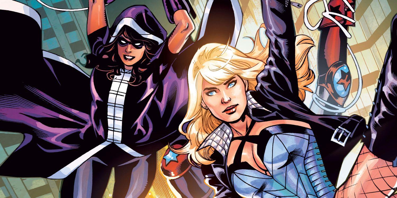 Harley Quinn Birds Of Prey Get Mature New Dc Comic