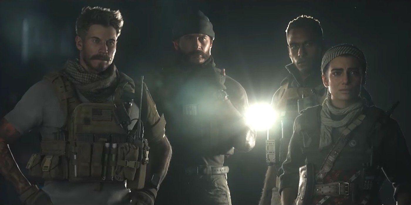 New Modern Warfare Trailer Flexes Call of Duty's Graphics ...