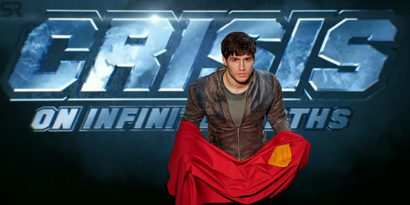 Krypton Star Almost Joined The CW's Crisis on Infinite Earths