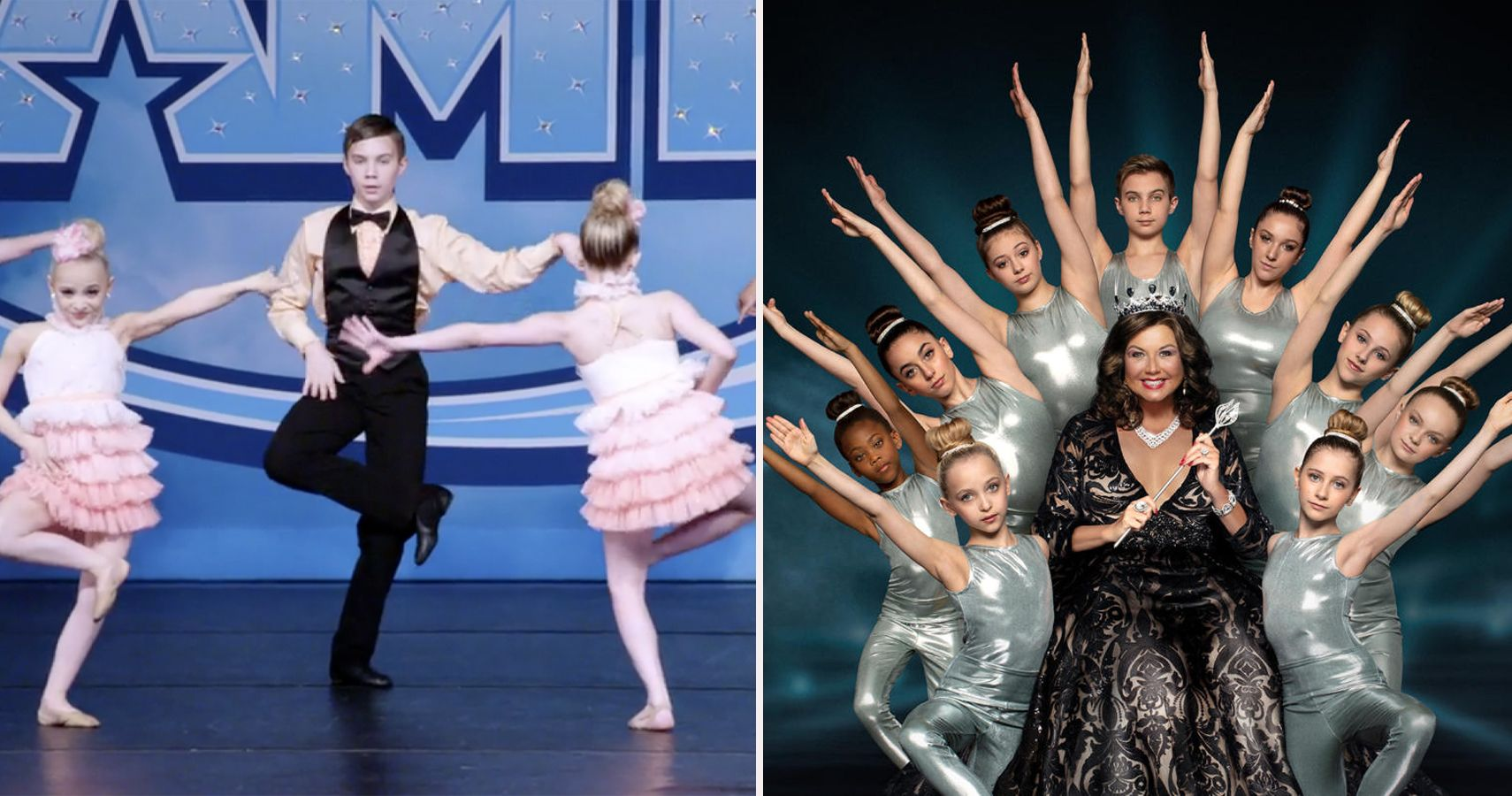 Cast Of Dance Moms Where Are They Now Screenrant
