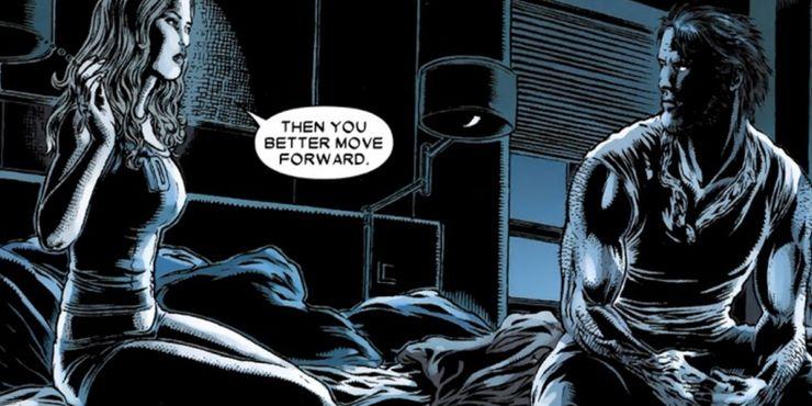 Relationship wolverine storm Wolverine &