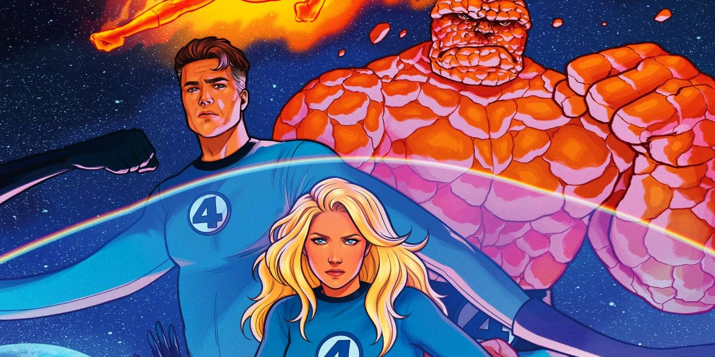 Marvel's 'Fantastic Four' Are Darker Than Fans Realize