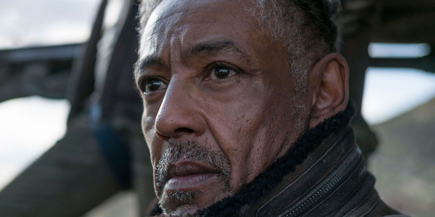 The Mandalorian: Giancarlo Esposito Playing Ex-Imperial Moff Gideon