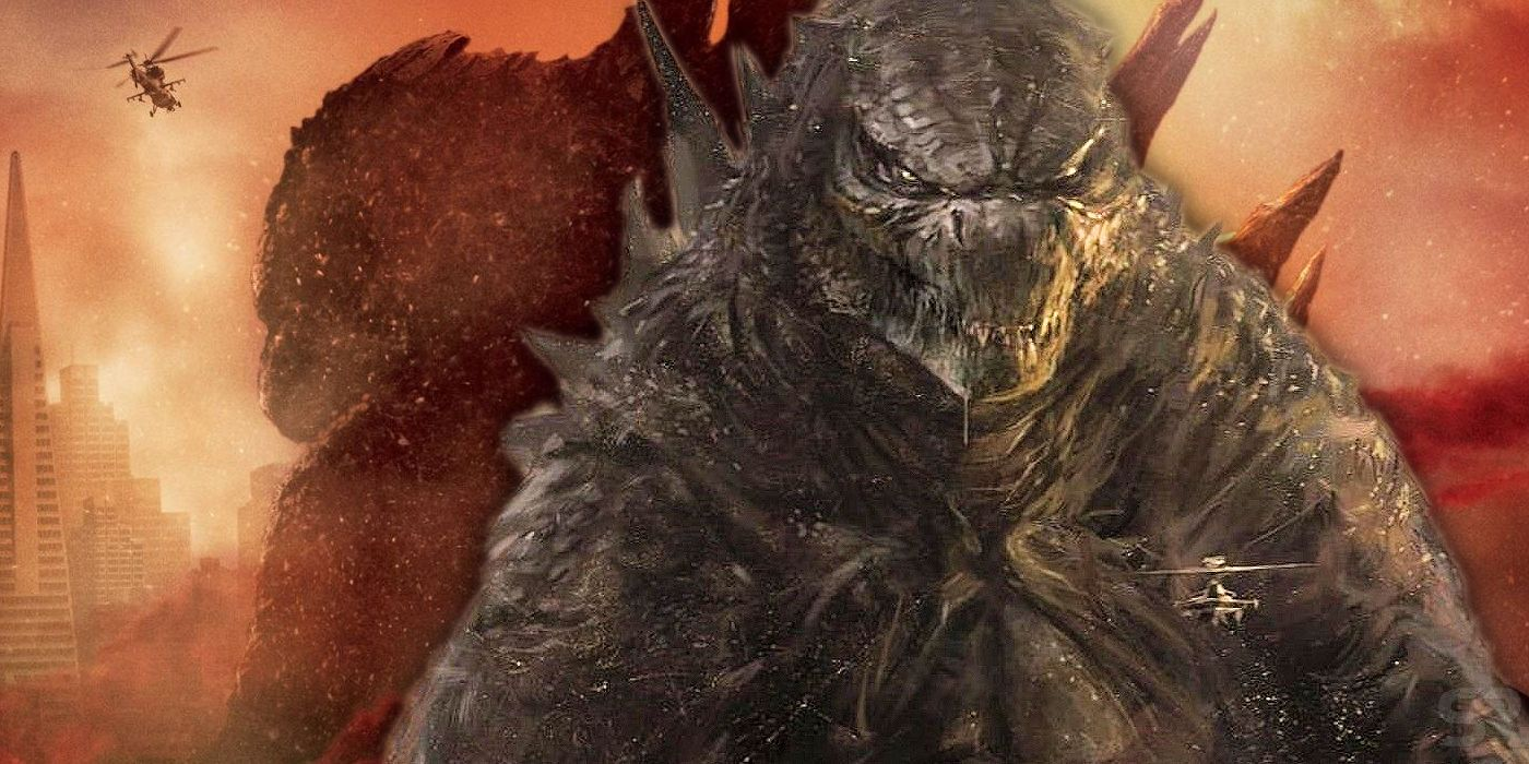 How Godzilla Changed From The 2014 Movie To King of the Monsters