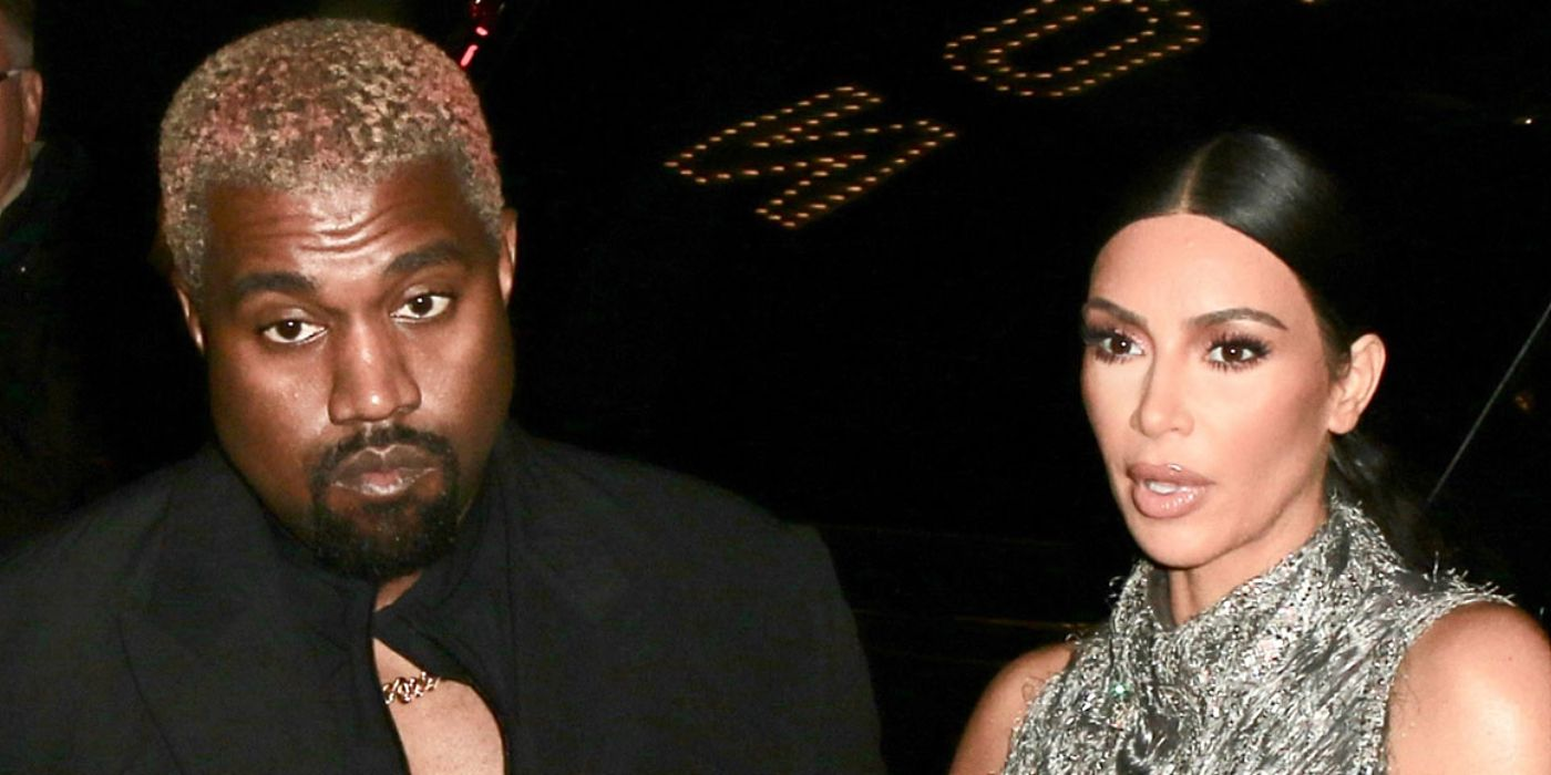 KUWTK: Kanye Returns To LA Amid Reports Of Kim Holding Off On Divorce