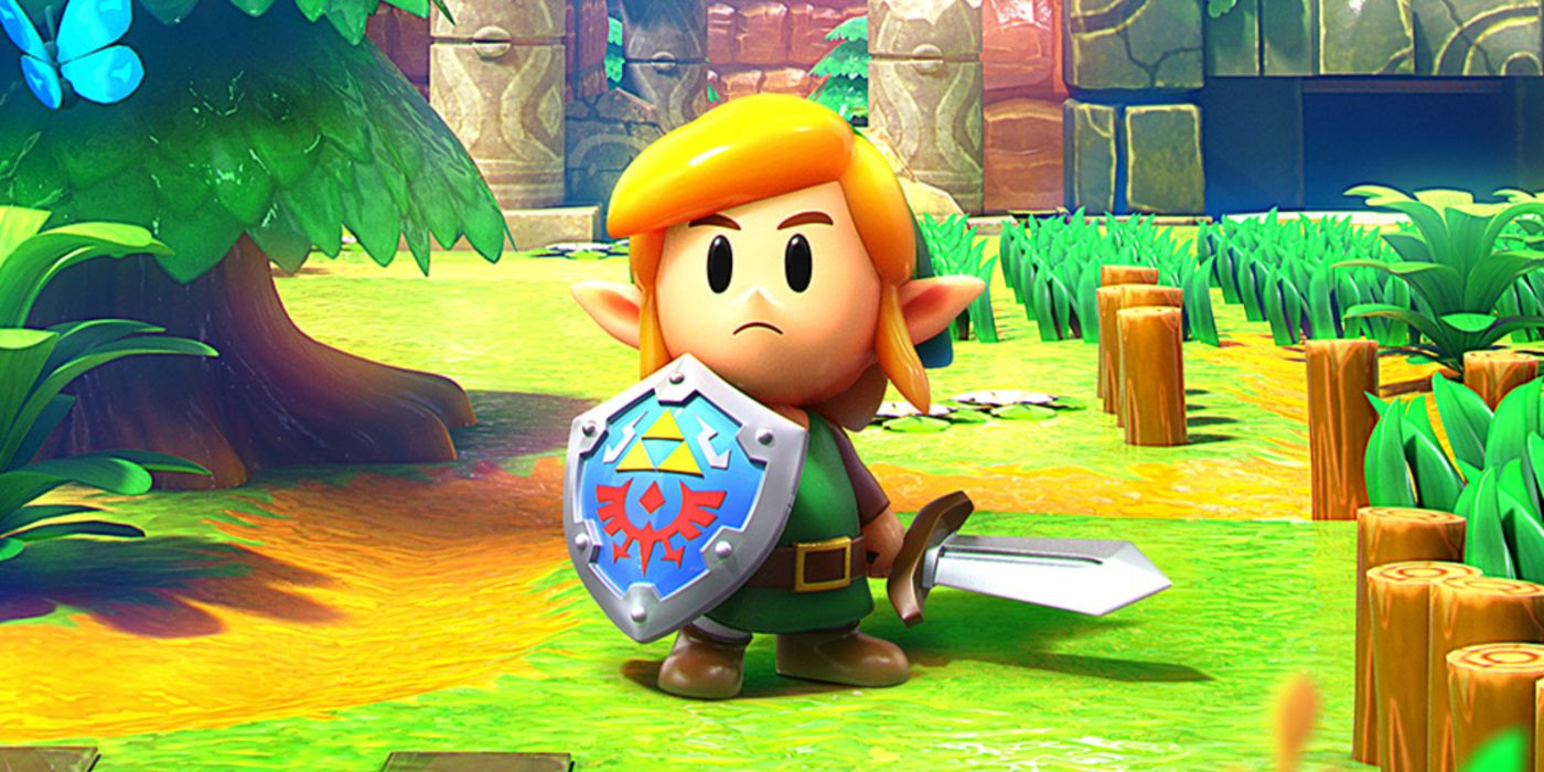The Legend Of Zelda Link S Awakening Switch Review Roundup