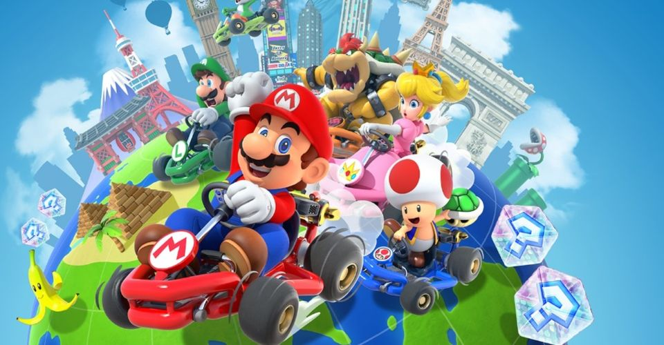 Mario Kart Tour Review A Red Shell To The Wallet Screen Rant