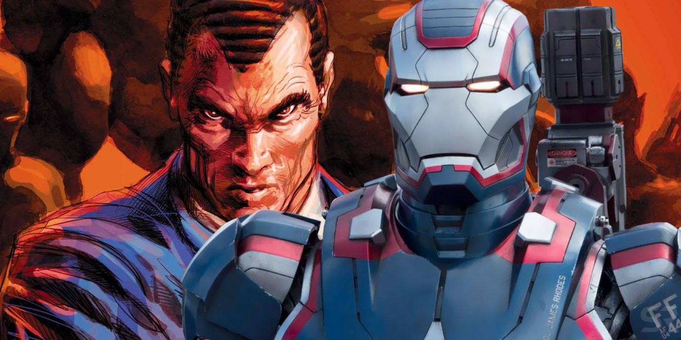 How Dark Avengers Could Redefine MCU Phase 4   Screen Rant