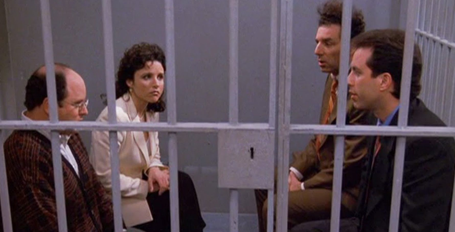 Image result for seinfeld series finale