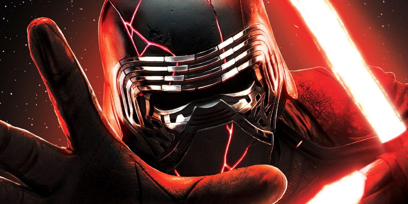 Star Wars Rise Of Skywalker Kylo Ren S Helmet Back For Secret Reason