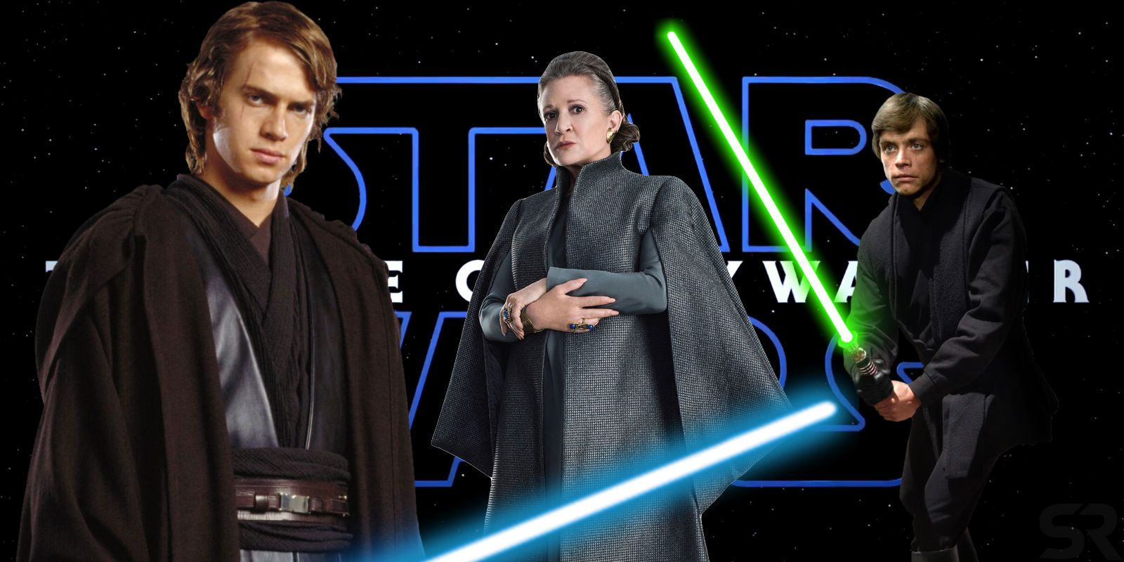 Star Wars 9 Needs Hayden Christensen Back As Anakin S Force Ghost