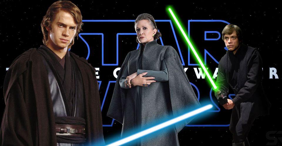 Star Wars 9 Needs Hayden Christensen Back As Anakin S Force Ghost