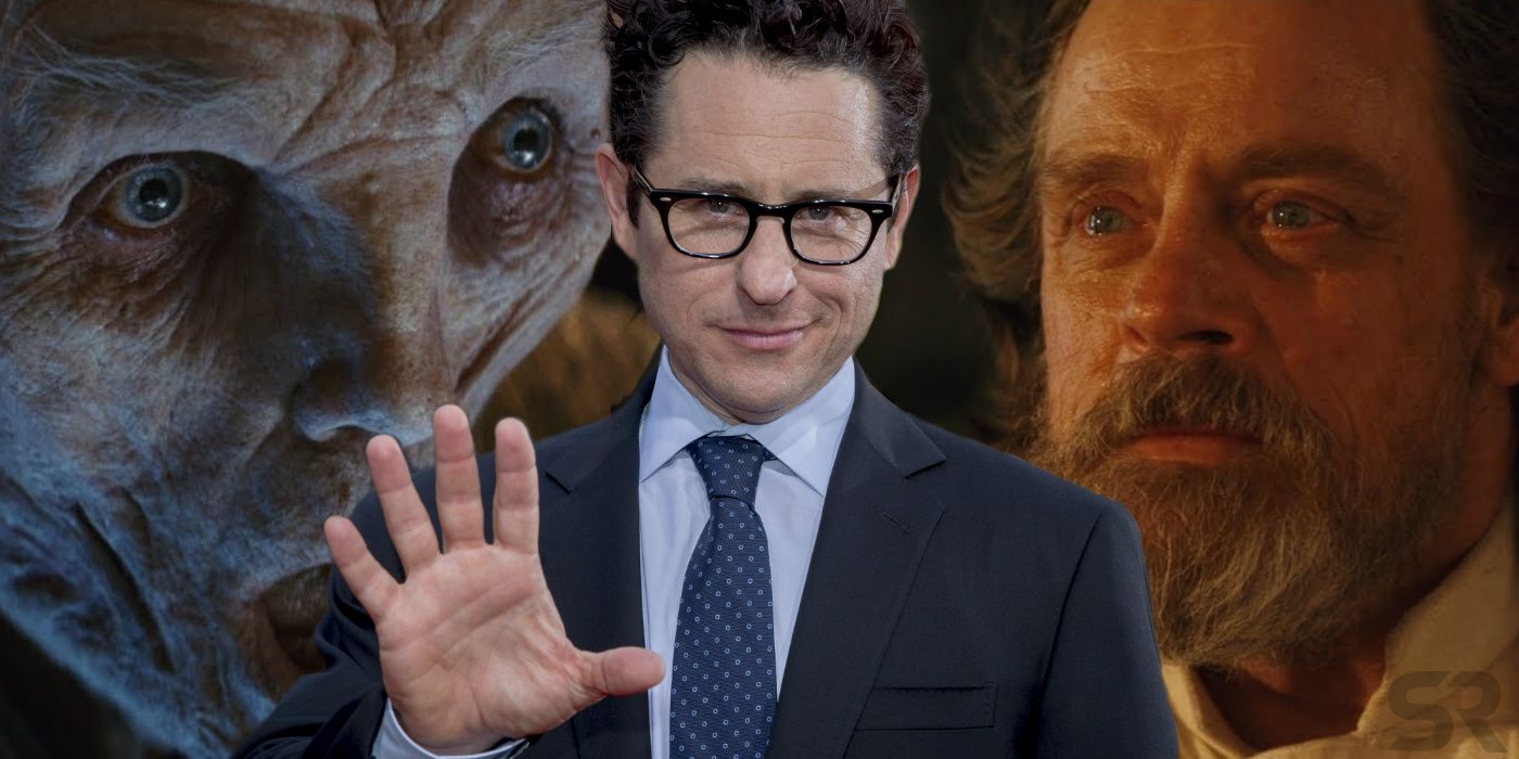 Image result for jj abrams last jedi