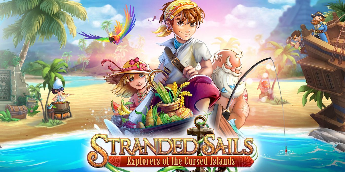 Stranded Sails Review: A Dry, Slow Voyage | Screen Rant