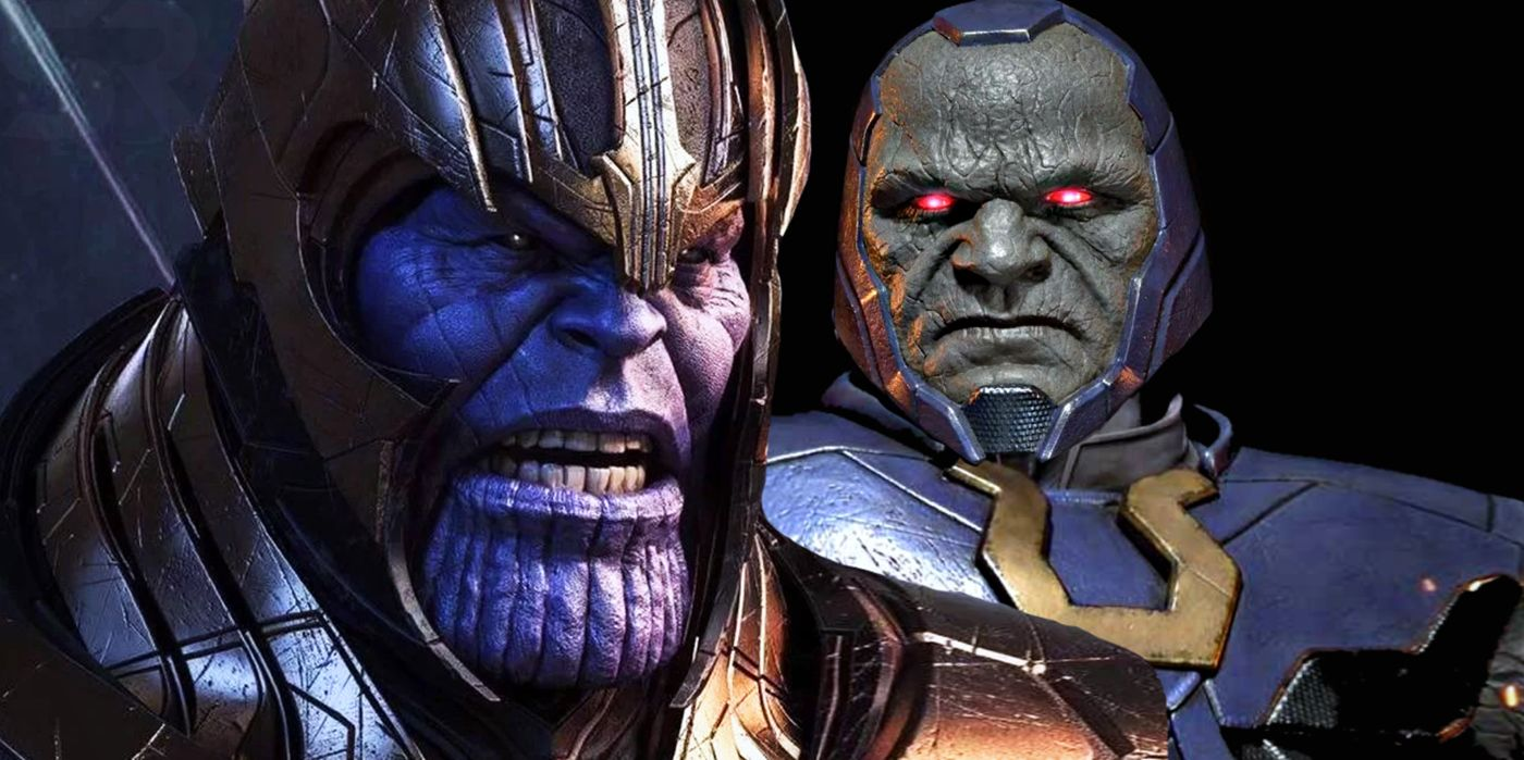 Justice League's Darkseid Actor Isn't Bitter Marvel Debuted Thanos First