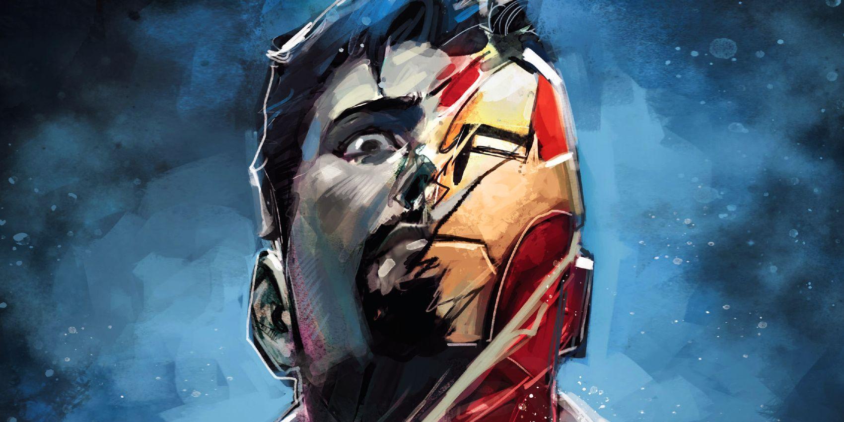 Iron Man Has Quietly Become Marvel S Robocop In Comics
