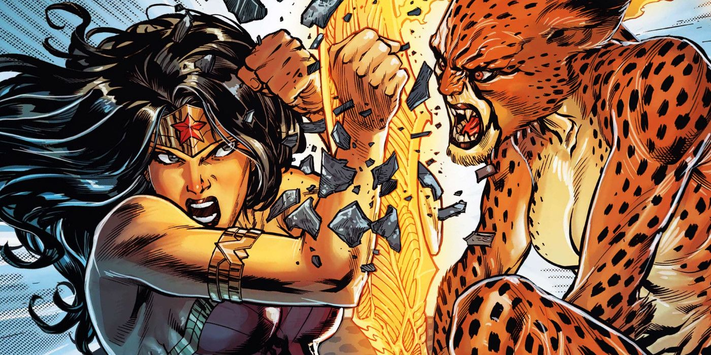 Wonder Woman's Greatest Enemy Finally Kills Off [SPOILER]