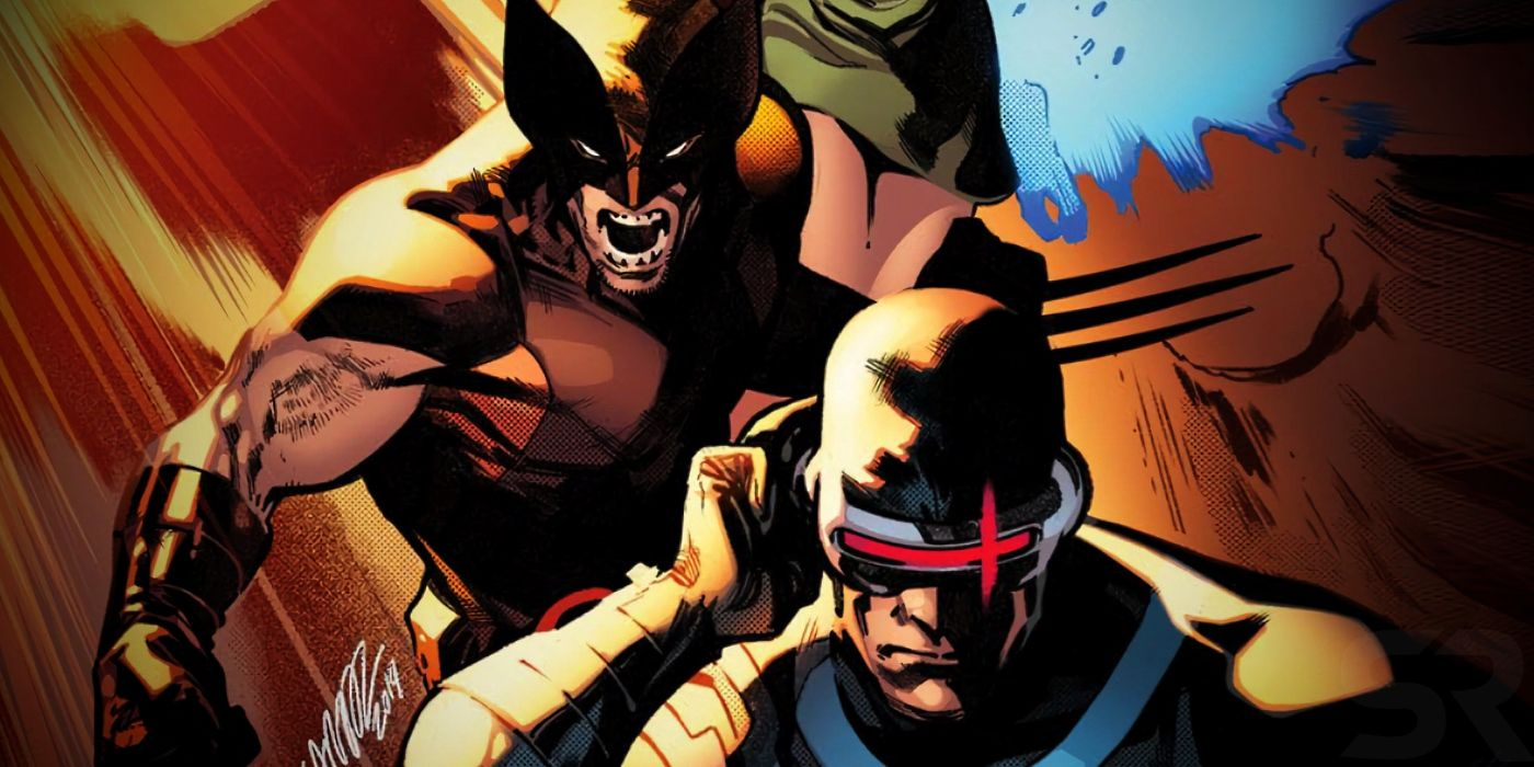 X-Men: The One Reason Wolverine Became Cooler Than Cyclops