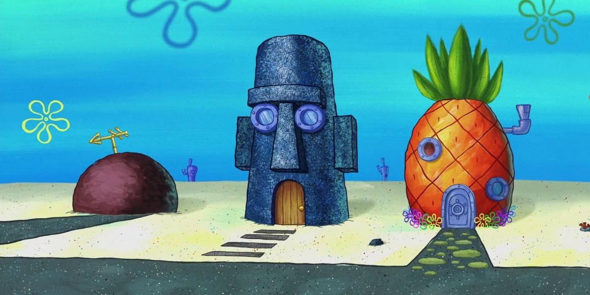 Spongebob Zoom Background Pericror