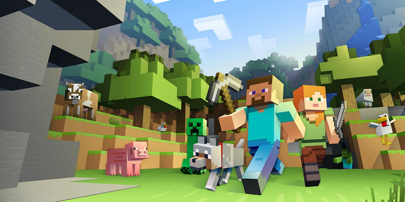 minecraft characters featured - Free Game Cheats