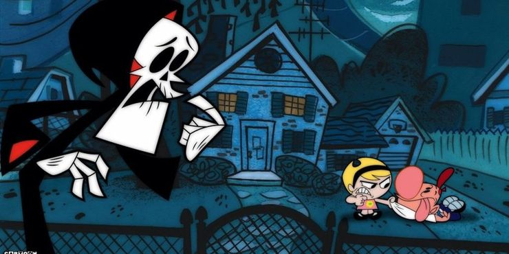 Creepy Cartoons 10 Scariest Animated Horror Series Screenrant
