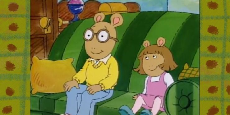 10 Times Pbs Arthur Was Ahead Of Its Time Screenrant