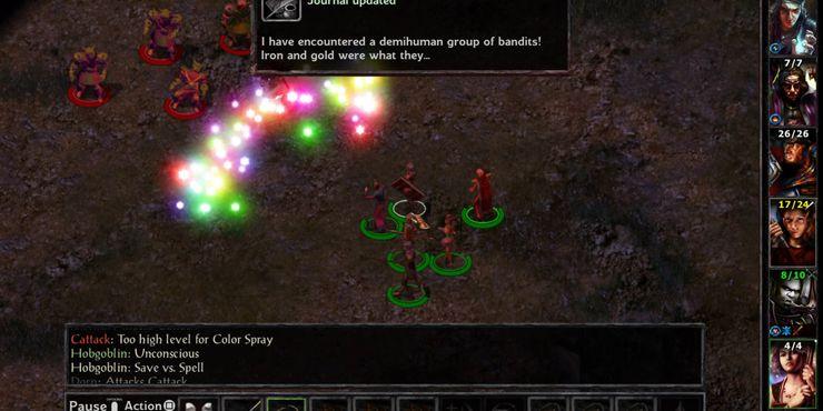 Baldur S Gate Baldurs Gate Ii Enhanced Edition Ps4 Review