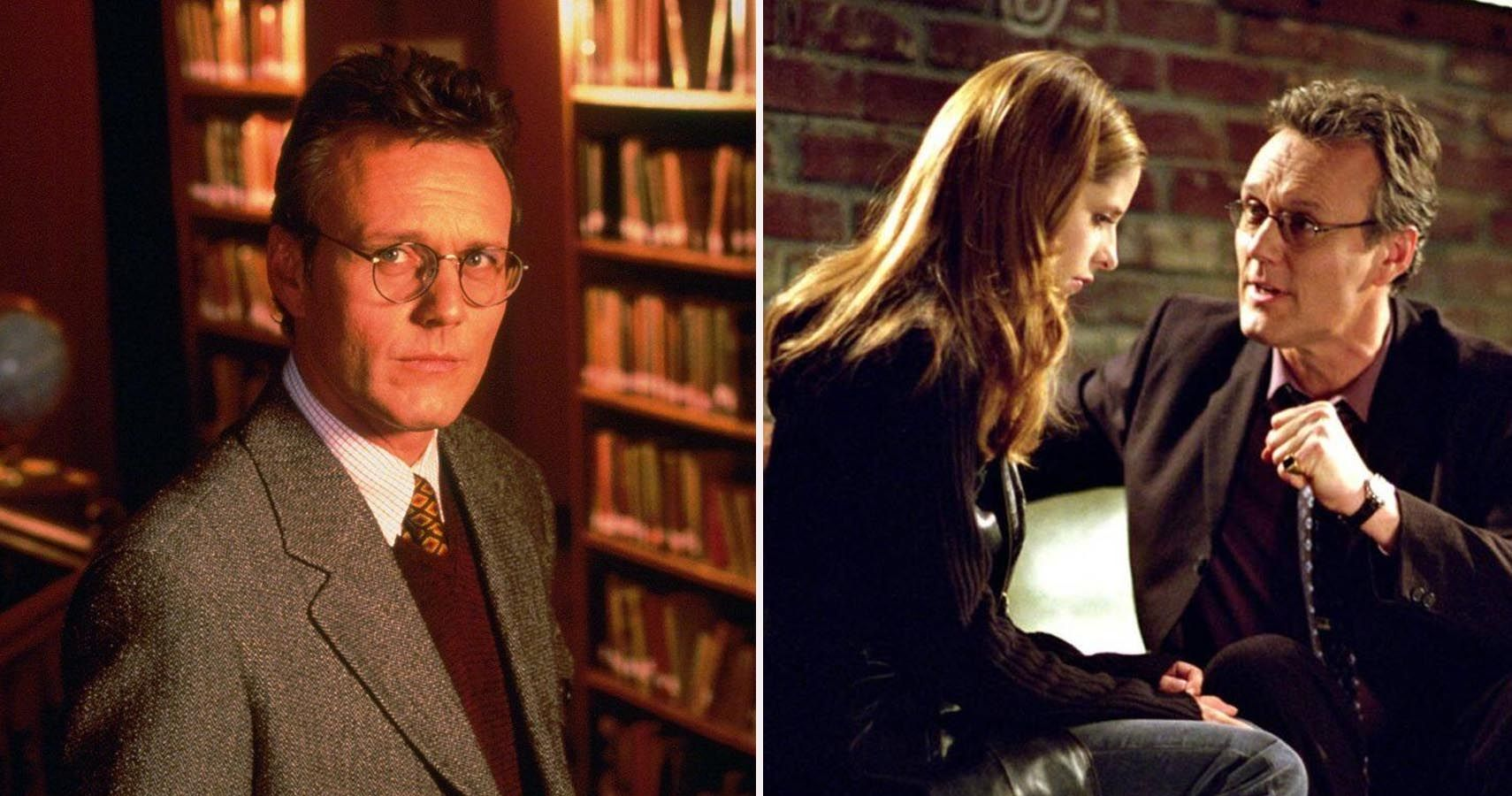 Buffy The Vampire Slayer: 10 Things About Giles That Would Never Fly Today