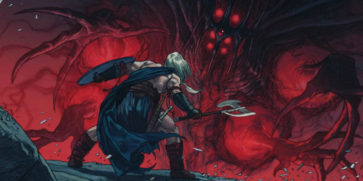 The Last God Meet The Ancient Deities Of Dc S New Fantasy Epic